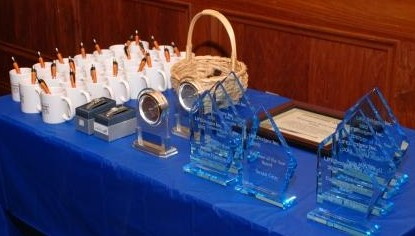 Awards Table 2012