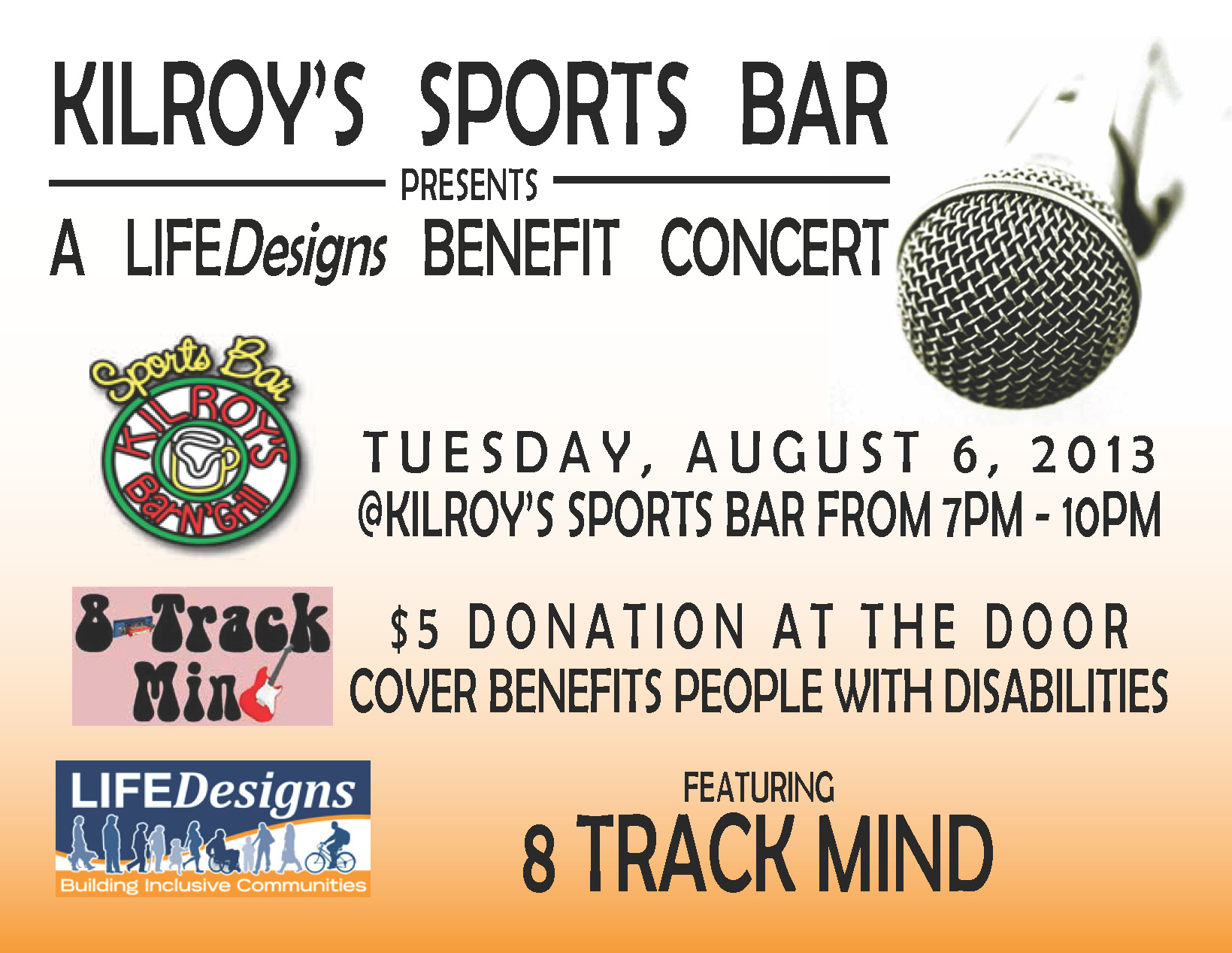 Sports LIFEDesigns Benefit