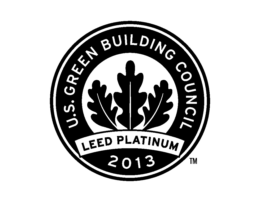 Crawford is LEED Platinum Certified