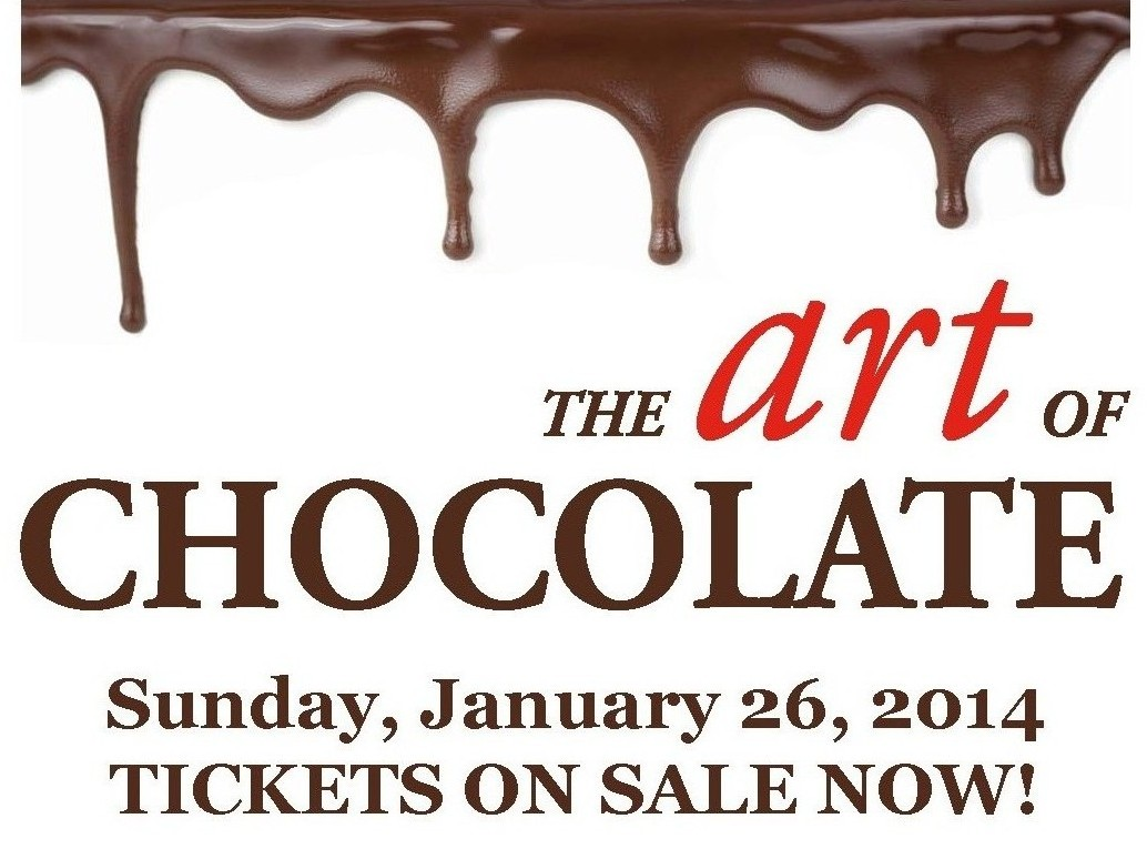 Art of Chocolate Tickets on Sale NOW!