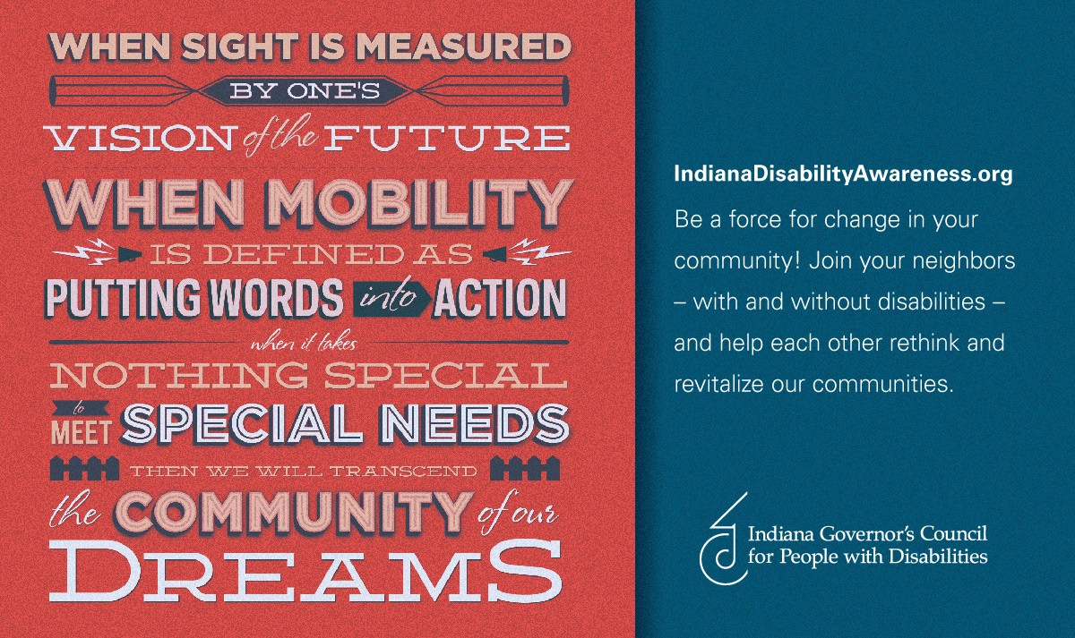 March is Disability Awareness Month