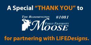 Website Slider Moose Thank You