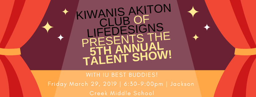 talent show fb cover
