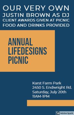 picnic flyer