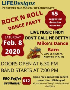 rock n roll dance party mike's dance barn