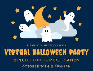 halloween invite 2020 image