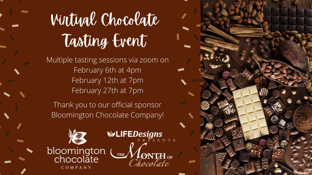 Chocolate Tasting Cover