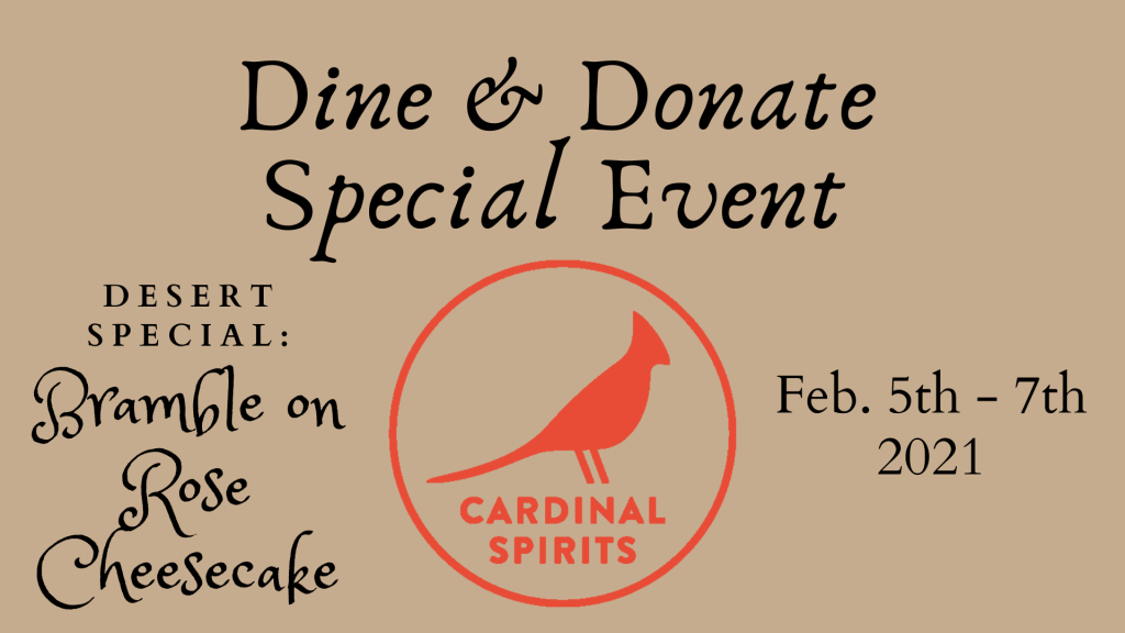 Dine & Donate with